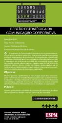 GESTÃO ESTRATÉGICA DA COMUNICAÇÃO CORP